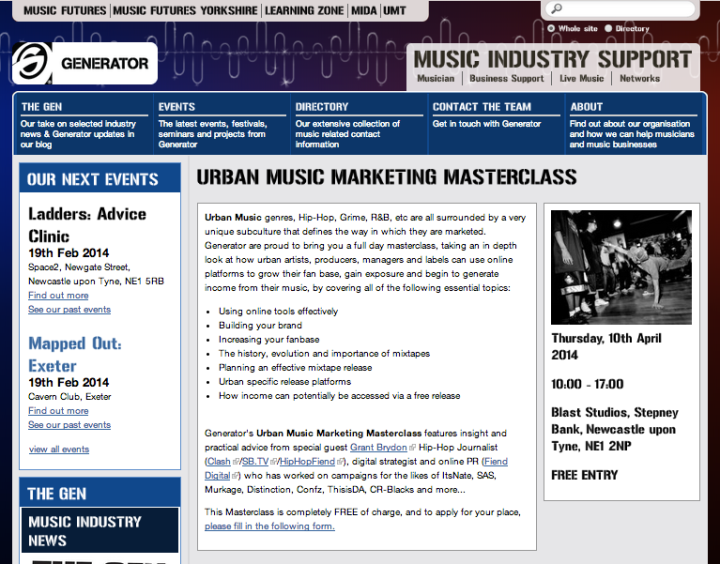 UrbanMusicMarketing